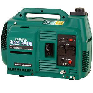 Инверторный генератор ELEMAX SHX2000 (SH-2000EX)