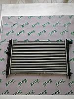 Радиатор охлаждения без отверстия NEXIA 1,5 ALL grog Корея 96180782, PZ-NX-1239