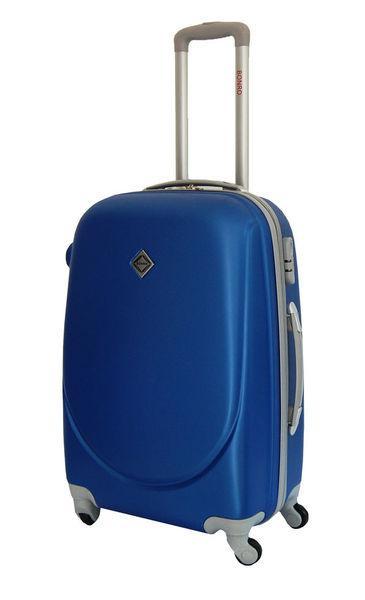 Чемодан сумка дорожный Bonro Smile (средний) синий