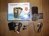 Мобильный телефон Darago 3720c 2 SIM + FM Shas