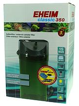 Внешний фильтр EHEIM (Эхейм) Сlassic 350 Plus классический для аквариумов до 350 л + губки, краны
