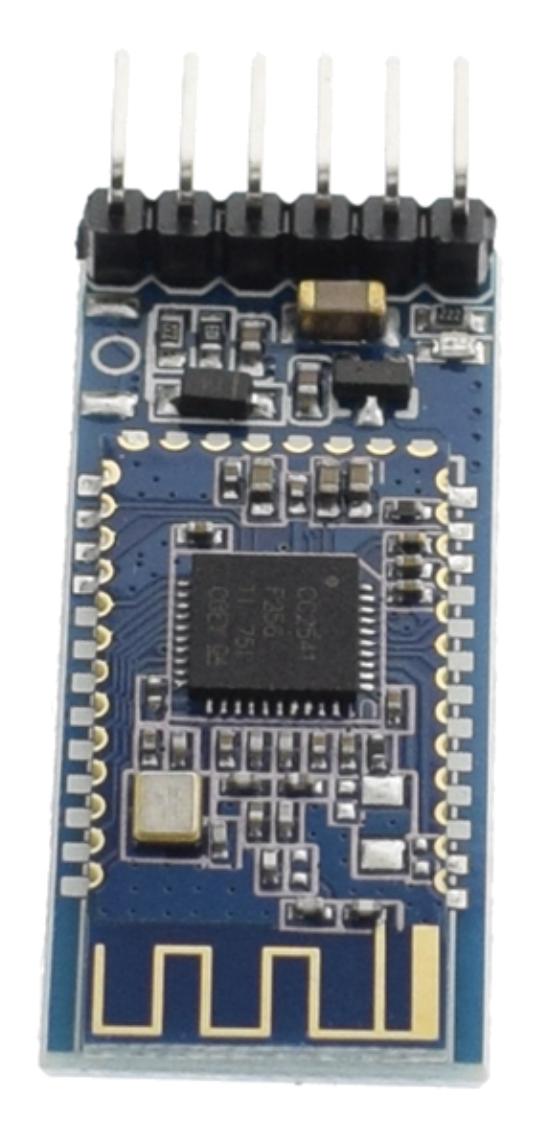 Bluetooth модуль AT-09 Bluetooth 4.0 на CC2541