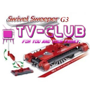 Электровеник Swivel Swipper G3
