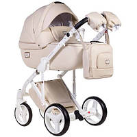 Детская универсальная коляска 2 в 1 Adamex Luciano 67S