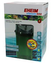 Внешний фильтр EHEIM (Эхейм) Сlassic 600 Plus Классический для аквариумов до 600 л