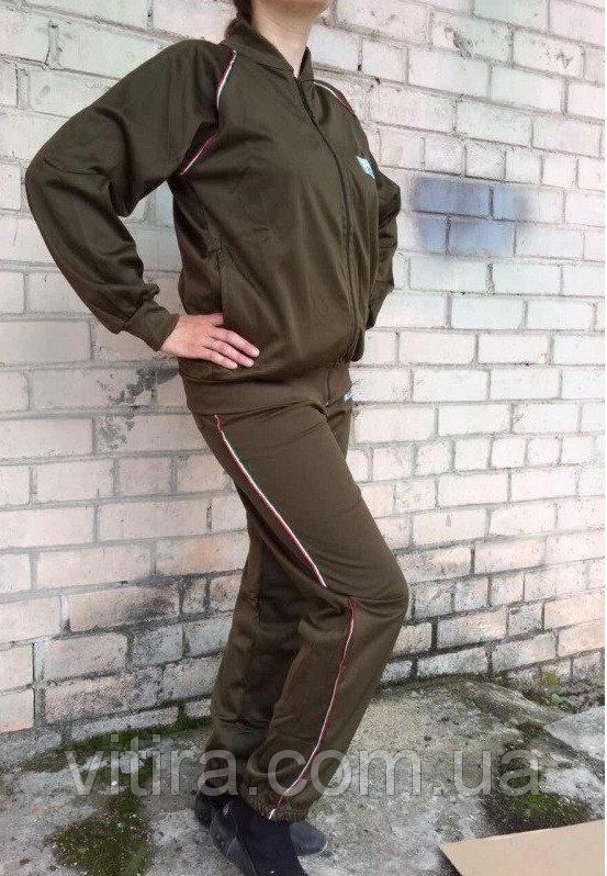 Спортивный армейский костюм ESERCITO