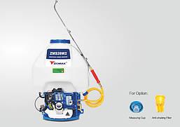 Опрыскиватель бензиновый Zomax ZMS26W2, 30 литров