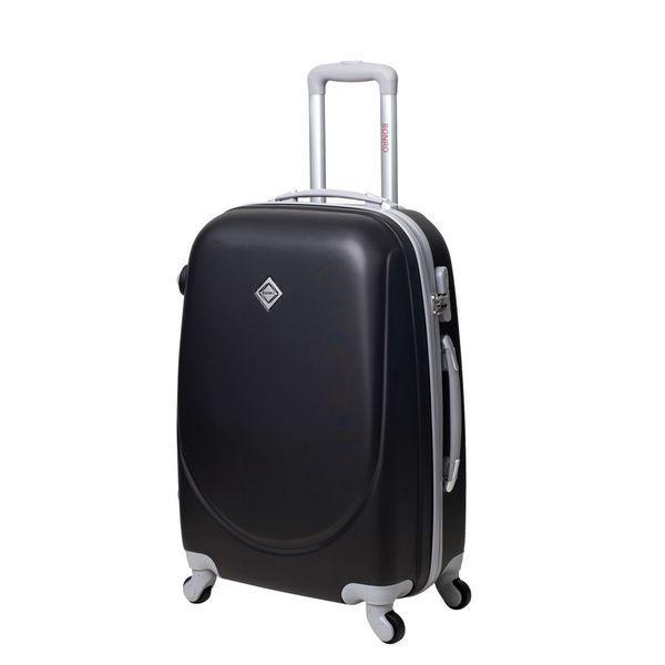 Чемодан сумка дорожный Bonro Smile (небольшой) черный