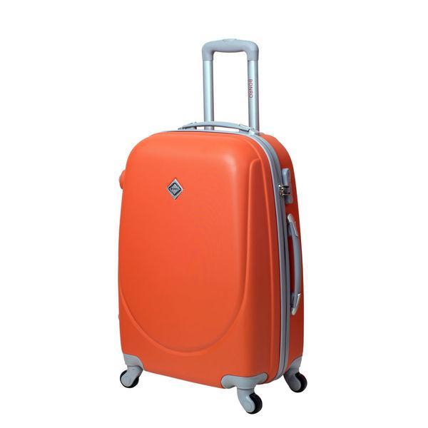 Чемодан сумка дорожный Bonro Smile (небольшой) оранжевый