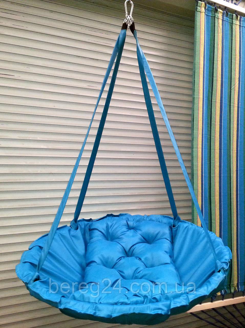 Подвесное кресло. Качеля садовая. Качеля подвесная. Гамак. Кресло качеля. Качеля гамак. Кокон. Голубой