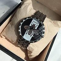 Часы наручные Gucci Fly  мужские и женские + коробочка ( реплика)