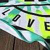 2 Цвета - Мягкий пляжный коврик / полотенце / покрывало Victoria's Secret (Виктория Сикрет) pvs8, фото 2