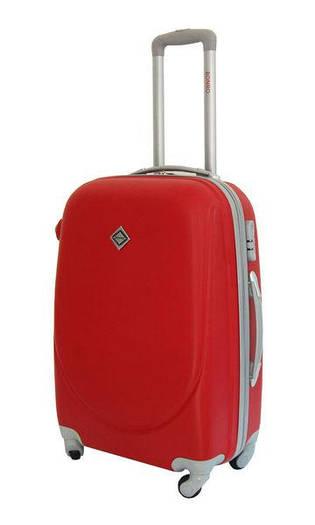 Чемодан сумка дорожный Bonro Smile (небольшой) красный