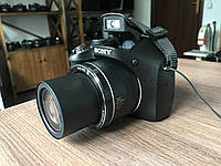 Фотоапарат Sony Cyber-Shot DSC-H300 Black
