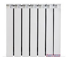 Биметаллический радиатор Алтермо-7 556*96*80 7 секций.