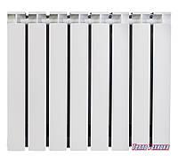 Биметаллический радиатор Алтермо-7 556*96*80 8 секций.