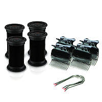 Электробигуди Diva 32 mm rollers+clips+pins PACK OF 5