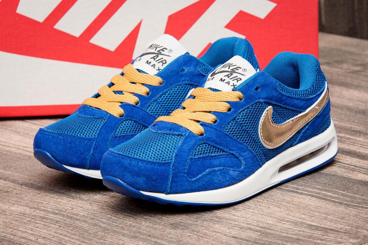 Кроссовки детские Nike Air Max , синий (2539-3),  [  31 33  ]