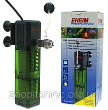 Внутрішній фільтр EHEIM (Эхейм) PowerLine 200 для акваріумів до 200 л + губки