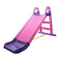 Горка для катания детей 0140/05 Фламинго, 140 см