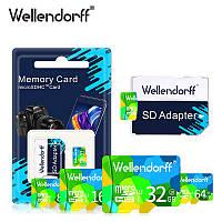 Карта пам'яті Memory card MicroSD 32 gb class 10