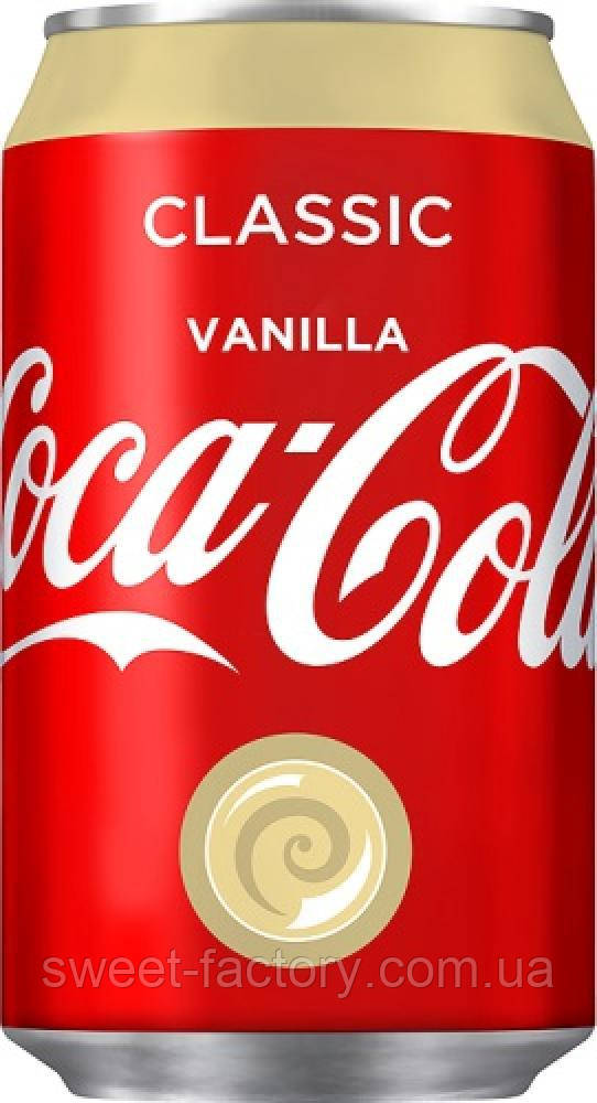 Coca Cola vanila 0.33 ml