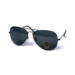 Очки Ray Ban Aviator черные (replica)