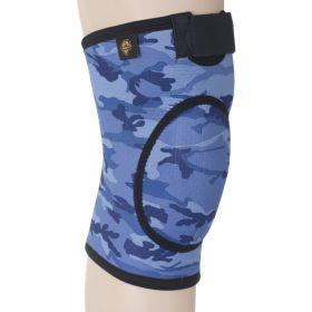 Бандаж для коленного сустава и связок, закрыт ARMOR ARK2106 размер L,синий