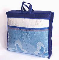Сумка для зберігання речей\сумка для ковдри XS (синій), фото 1