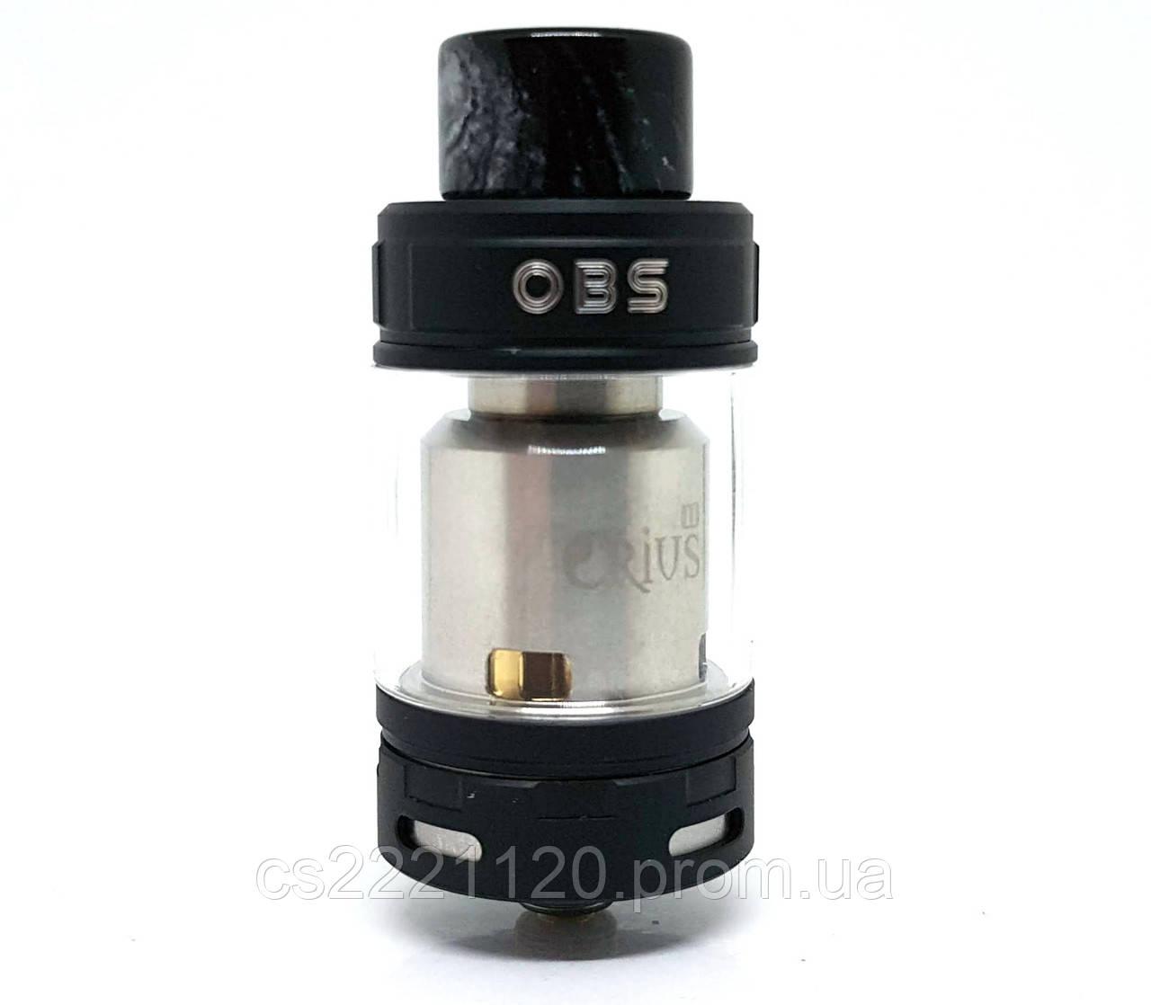 OBS Crius II RTA Dual (черный)