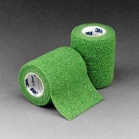 3M Кобан (зеленый)  7,5см x 4,6м - Аутоадгезийний эластичный бинт