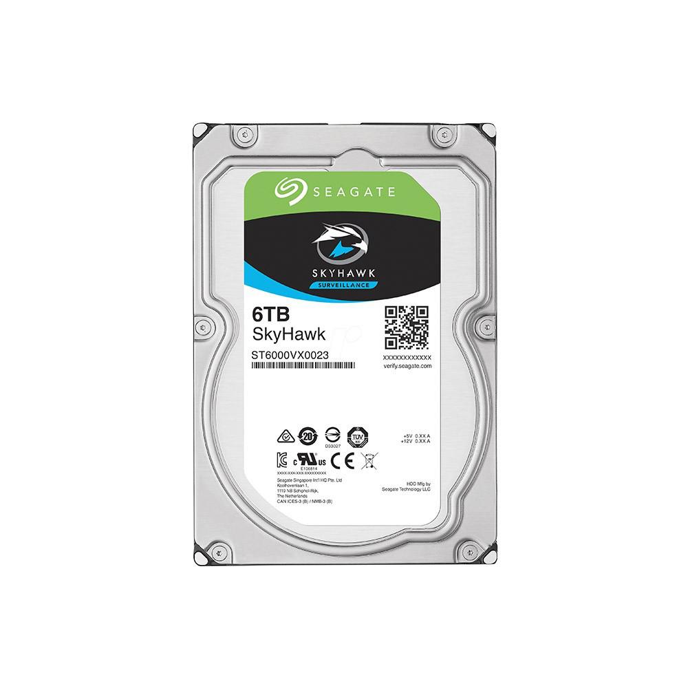 HDD для регистраторов 6 Тб ST6000VX0023
