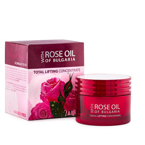 Інтенсивний крем-концентрат для обличчя, шиї і декольте Regina Roses від BioFresh 30 мл, фото 2