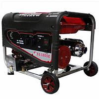 Бензиновый генератор SUNSHOW SS3800E