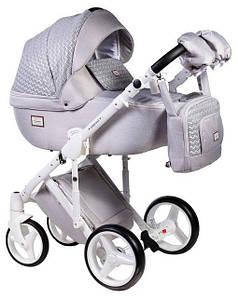 Детская универсальная коляска 2 в 1 Adamex Luciano Q-201