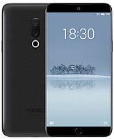 Смартфон ORIGINAL Meizu 15 Black (8X2.2Ghz; 4Gb/128Gb; 12+20МР/20МР; 3000 mAh)