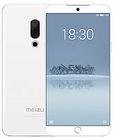 Смартфон ORIGINAL Meizu 15 White Global Version (8X2.2Ghz; 4Gb/64Gb; 12+20МР/20МР; 3000 mAh)