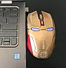 Беспроводная USB игровая мышь Iron Man Taonology, фото 4