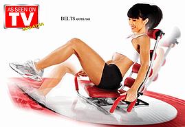 Тренажер для мышц живота AВ Rocket Twister, тренажер для пресса Аб Рокет Твистер, Аброкет Твистер