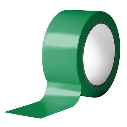 Скотч зелений 45 мкн.150м СЦЗ 150-48, фото 2