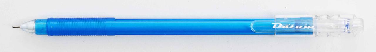 Ручка гелева Datum  D2811, 0,6 мм, синій