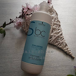 Увлажняющий мицеллярный шампунь Schwarzkopf Professional BC Bonacure Hyaluronic Moisture Kick Micellar Shampoo