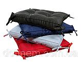 Подушки на стулья и табуреты