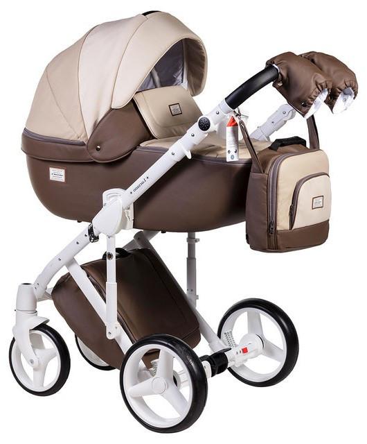Детская универсальная коляска 2 в 1 Adamex Luciano Q-266