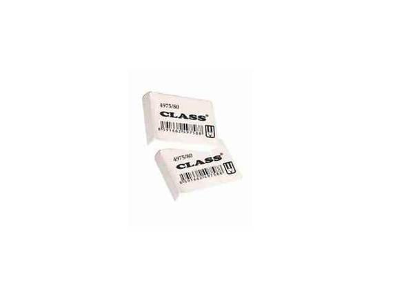 Ластик м'який,біл., 4975/60, CLASS, фото 2