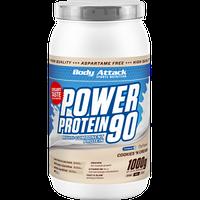 Многокомпонентный белок для мышц 90 шоколад Вес 1кг. Германия