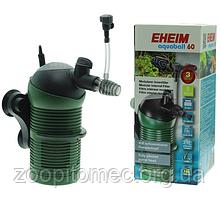Внутрішній фільтр EHEIM (Эхейм) Аquaball 60 з кулястою головкою для акваріумів до 60л