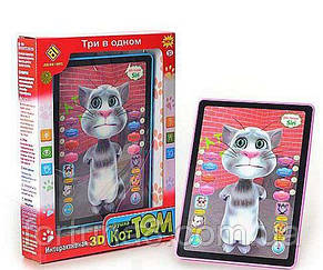 Планшет 3D Кот Том, фото 2