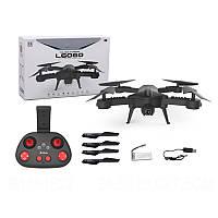 Квадрокоптер L6060W, р/у2,4G,аккум,35,5см,свет,камера,USBзарядн,зап.лоп