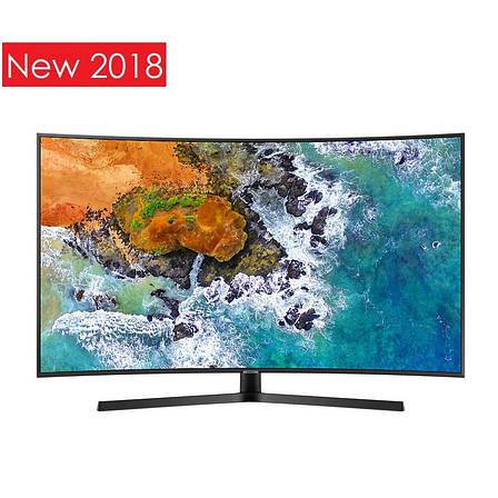 Телевизор Samsung UE55NU7502 (PQI 1800Гц, 4K UltraHD, HDR 10+, Smart, Tizen 4.0, DVB-C/T2/S2), фото 2